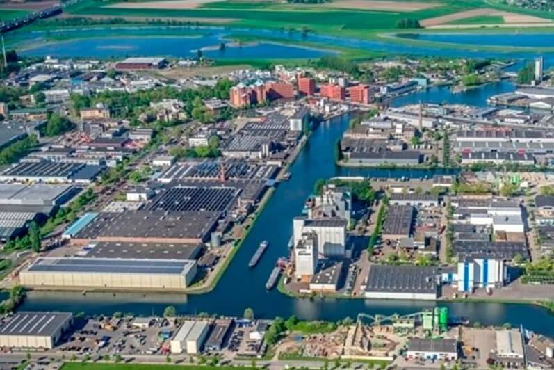 container terminal deventer
