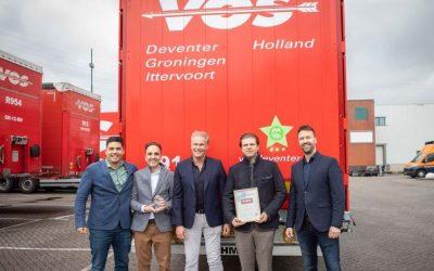 Vos en BCTN behoren tot de top 10 duurzaamste bedrijven in Europa